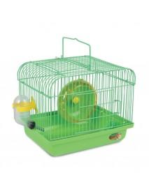 Клетка для мелких животных эмаль 225*170*190 мм