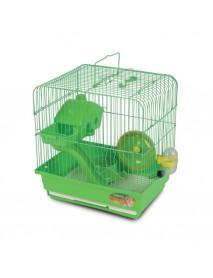 Клетка для мелких животных эмаль 300*230*310 мм