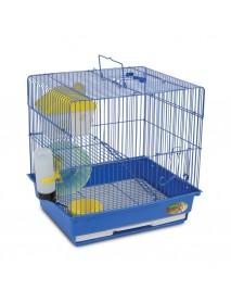 Клетка для мелких животных эмаль 350*280*340 мм