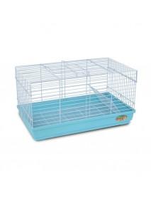 Клетка для мелких животных эмаль 580*320*320 мм