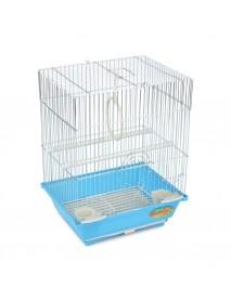 Клетка для птиц цинк 300*230*390 мм