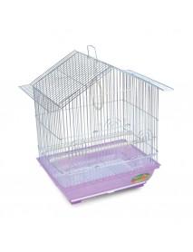 Клетка для птиц цинк 345*260*440 мм