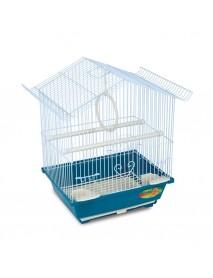 Клетка для птиц эмаль 300*230*390 мм