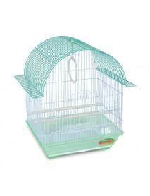 Клетка для птиц эмаль 345*260*440 мм
