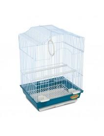 Клетка для птиц эмаль 345*280*495 мм