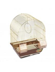Клетка для птиц эмалированная 300*230*390 мм