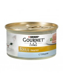 Консервы Gourmet Gold Паштет с тунцом