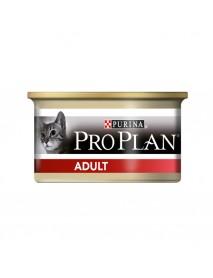 Консервы Pro Plan Adult для взрослых кошек паштет с курицей