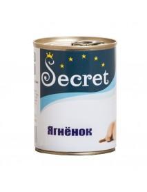 Консервы Secret для щенков Ягненок