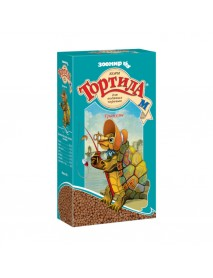 Корм для водяных черепах Тортила М гранулы