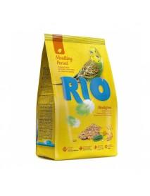 Корм RIO для волнистых попугайчиков в период линьки
