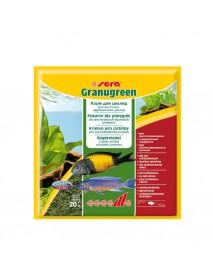 Корм Sera Granugreen для растительноядных цихлид в гранулах