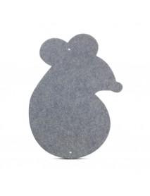 Когтеточка Гамма Мышь из ковролина