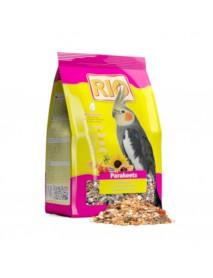 Корм RIO для средних попугаев в период линьки