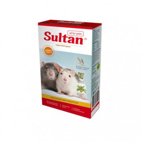 Корм Sultan Полноценная трапеза для домашних крыс