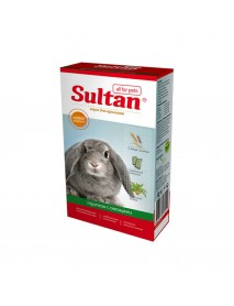 Корм Sultan Трапеза с овощами для кроликов