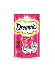 Лакомство Dreamies подушечки с говядиной