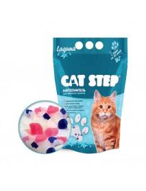 Наполнитель CAT STEP Laguna силикагелевый