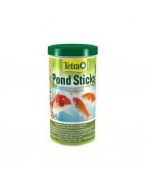 Полноценный корм Tetra Pond Sticks для прудовых рыб