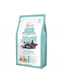Сухой корм Brit Care Missy for Sterilised