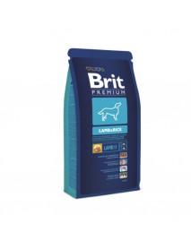 Сухой корм Brit Premium Lamb&Rice гипоаллергенный корм для собак всех пород