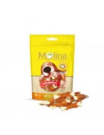 Лакомство Molina Куриное филе на косточке для щенков