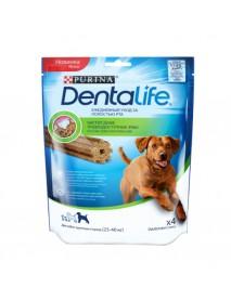 Лакомство Purina DentaLife для собак крупных пород 142 г