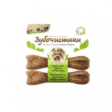 Лакомство Зубочистики для собак мелких пород 18 г