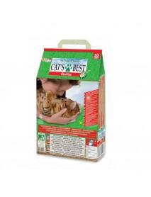 Наполнитель Cat's Best Original 10л*4,3 кг древесный комкующийся