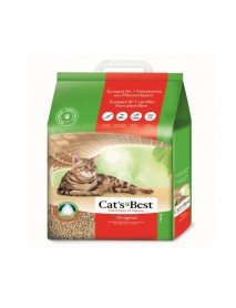 Наполнитель Cat's Best Original древесный комкующийся