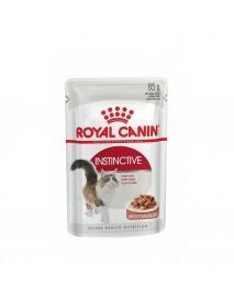 Паучи Royal Canin Instinctive в соусе для кошек