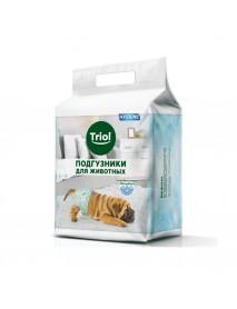 Подгузник для собак L вес собаки 15-22 кг