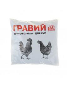 Птица Гравий фракция 2-6 мм