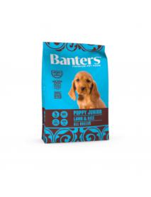 Сухой корм Banters Puppy Junior для щенков всех пород