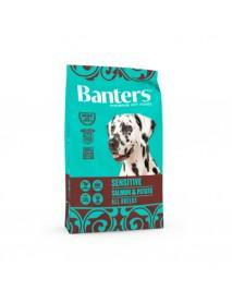 Сухой корм Banters Sensitive Salmon&Potato All Breeds для собак с чувствительным пищеварением