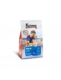 Сухой корм Karmy maxi adult для взрослых собак крупных пород старше 1 года Индейка