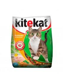 Сухой корм Kitekat для кошек Курочка аппетитная