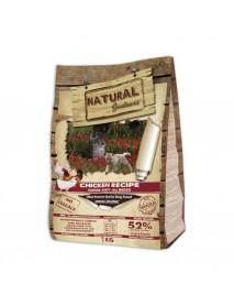 Сухой корм Natural Greatness Chicken Recipe Starter Puppy для щенков