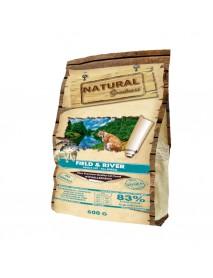 Сухой корм Natural Greatness Field & River Recipe для кошек