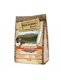 Сухой корм Natural Greatness Optimum Recipe Mini&Medium для собак мелких и средних пород