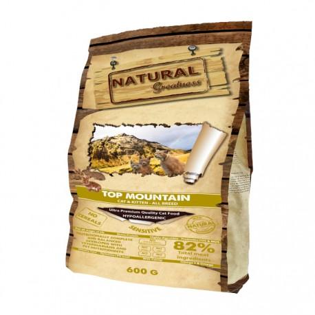 Сухой корм Natural Greatness Top Mountain для кошек