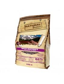 Сухой корм Natural Greatness Wild Instinct для кошек
