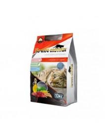 Сухой корм Ночной Охотник для взрослых кошек Мясное ассорти