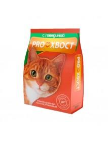 Сухой корм Прохвост для кошек с говядиной