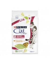 Сухой корм Purina Cat Chow для поддержания здоровья мочевыводящих путей домашняя птица