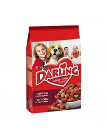 Сухой корм Purina Darling для собак всех пород мясо с овощами