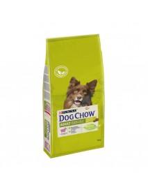 Сухой корм Purina Dog Chow Adult для взрослых собак ягнёнок