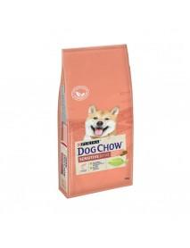 Сухой корм Purina Dog Chow Sensitive для взрослых собак с чувствительным пищеварением лосось
