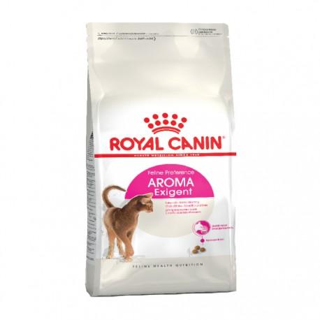 Сухой корм Royal Canin Aroma Exigent 33 для кошек привередливых к аромату продукта