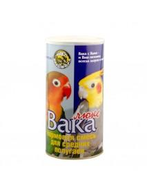 Вака Люкс корм для средних попугаев банка